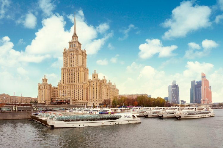 1 Unterkunft in Russland