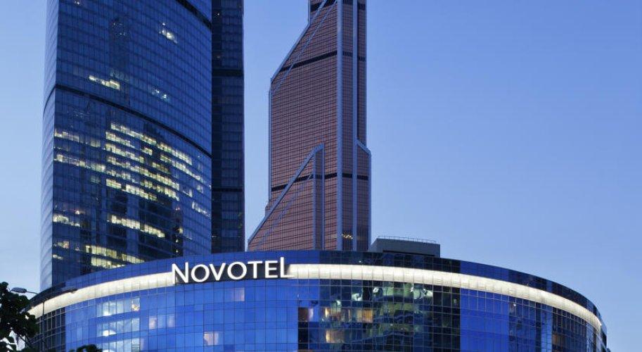 2 Unterkunft in Russland Novotel