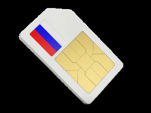 Wie man eine Russische SIM Karte für Smartphones kauft