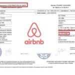 Einladung fur Russland - Airbnb