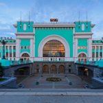 Novosibirsk-Railway-Station