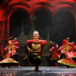 Russische Folklore-Shows in Moskau und St. Petersburg