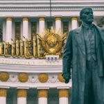 WDNCh in Moskau