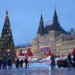 Feiertage und Feste in Russland