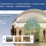 Offizielle Website der Metro St. Petersburg